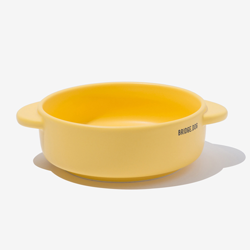 BRIDGE POT - YELLOW