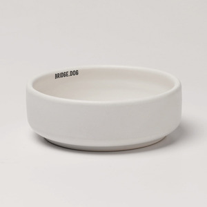BRIDGE BASIC BOWL- WHITE