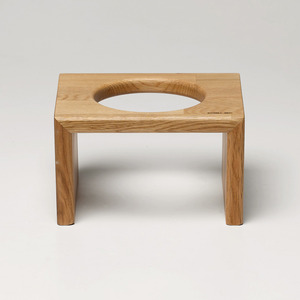 BRIDGE TRAY 9CM - OAK/MERBAU