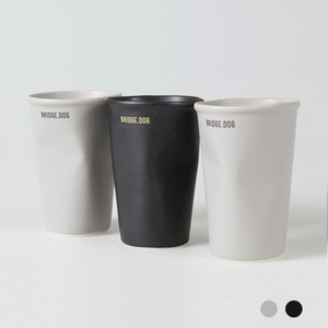 BRIDGE CUP 2P SET - BLACK/GREY