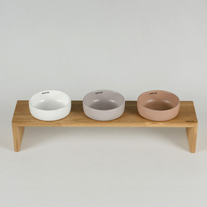 BRIDGE TRAY3  12CM - OAK