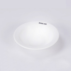 BRIDGE MINI DISH - WHITE