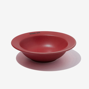 BRIDGE CAT MINI DISH - RED