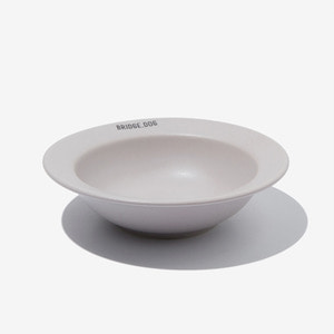 BRIDGE MINI DISH - GRAY
