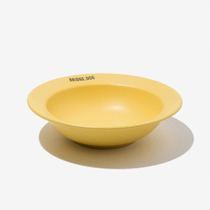 BRIDGE CAT MINI DISH - YELLOW