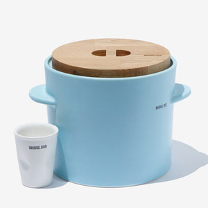 BRIDGE FEED BUCKET - MINT(WITH CUP) 5월1일발송가능