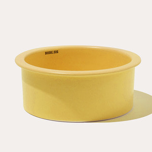 BRIDGE BIG BOWL 18CM - YELLOW