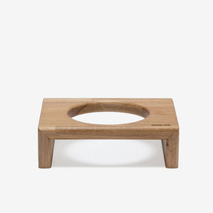 BRIDGE TRAY 6CM - OAK/MERBAU