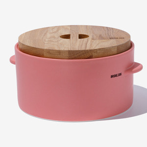 BRIDGE FEED BUCKET- CORAL PINK(WITH CUP)149.000원 --->119.000원