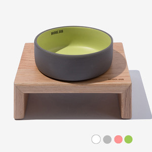 BRIDGE BLACK CLAY 1P SET - 6CM/9CM/12CM/17CM/20CM