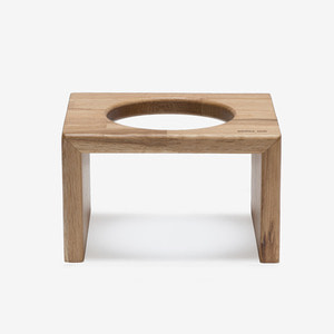 BRIDGE TRAY 12CM - OAK/MERBAU