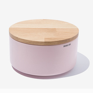 BRIDGE SNACK CAT BUCKET- PINK