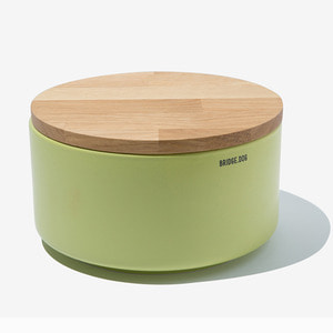 BRIDGE SNACK BUCKET- GREEN
